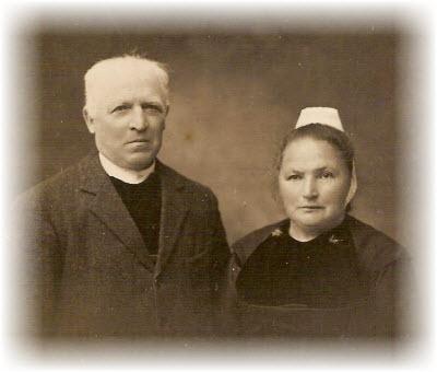 Yves Trellu et Marie Anne Rolland - source familiale